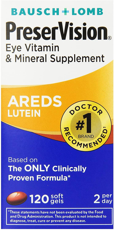 Vitamin Supplements Amd